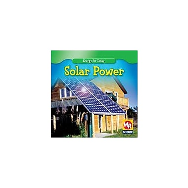 Gareth Stevens Publishing Solar Power Physical Education Workbook, Grade 3 - Grade 5 [eBook]