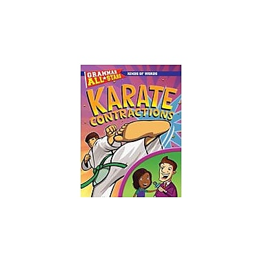 Gareth Stevens Publishing Karate Contractions Grammar Workbook, Grade 2 - Grade 5 [eBook]