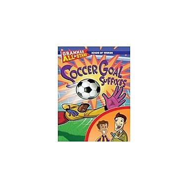 Gareth Stevens Publishing Soccer Goal Suffixes Grammar Workbook, Grade 2 - Grade 5 [eBook]