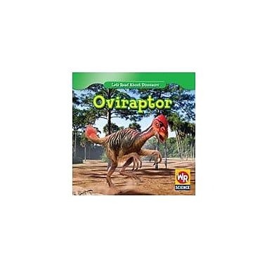 Gareth Stevens Publishing Oviraptor Science Workbook, Grade 1 - Grade 2 [eBook]