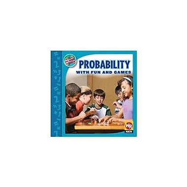 Gareth Stevens Publishing Probability With Fun and Games Math Workbook, Grade 2 - Grade 3 [eBook]