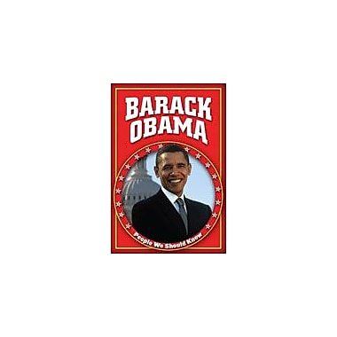 Gareth Stevens Publishing Barack Obama History Workbook, Grade 3 - Grade 5 [eBook]