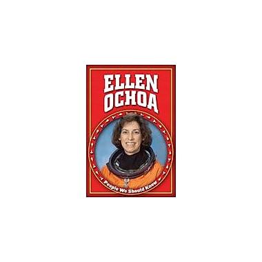 Gareth Stevens Publishing Ellen Ochoa History Workbook, Grade 3 - Grade 5 [eBook]