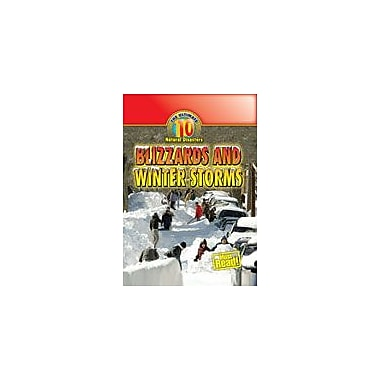 Gareth Stevens Publishing Blizzards and Winter Storms Reading & Writing Workbook, Grade 5 - Grade 8 [eBook]