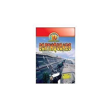 Gareth Stevens Publishing Earthquakes Reading & Writing Workbook, Grade 5 - Grade 8 [eBook]