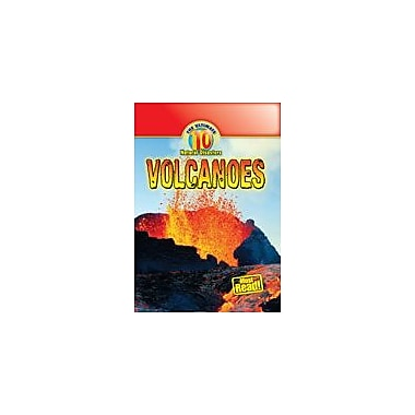 Gareth Stevens Publishing Volcanoes Reading & Writing Workbook, Grade 5 - Grade 8 [eBook]