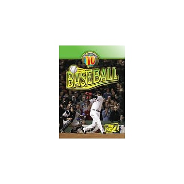 Gareth Stevens Publishing Baseball Reading & Writing Workbook, Grade 5 - Grade 8 [eBook]