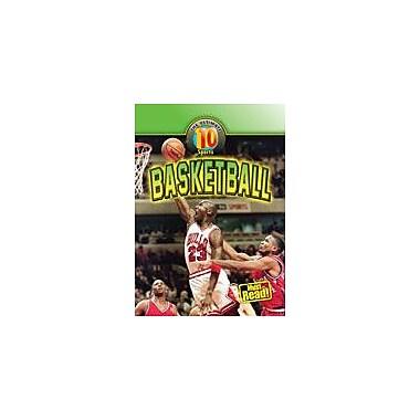 Gareth Stevens Publishing Basketball Reading & Writing Workbook, Grade 5 - Grade 8 [eBook]