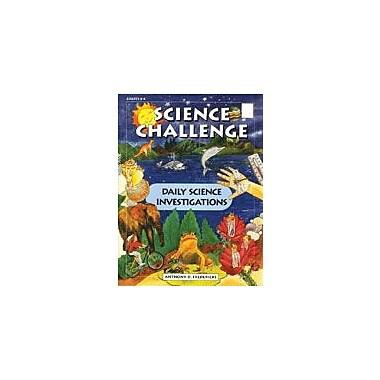 Good Year Books Science Challenge Science Workbook, Grade 4 - Grade 6 [eBook]