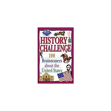 Good Year Books History Challenge, Level 1 History Workbook, Grade 2 - Grade 4 [eBook]