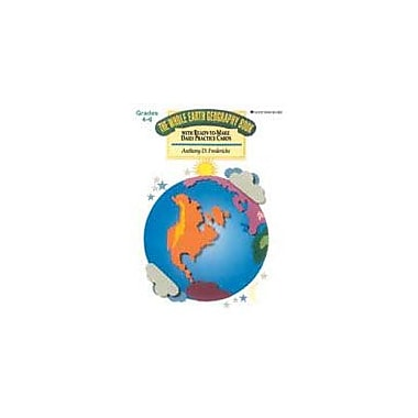 Good Year Books Whole Earth Geography Book Geography Workbook, Grade 4 - Grade 6 [eBook]