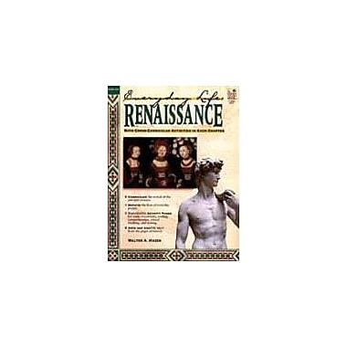 Good Year Books Renaissance: Everyday Life History Workbook, Grade 4 - Grade 8 [eBook]