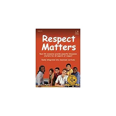 Good Year Books Respect Matters Character & Social Skills Workbook, Grade 6 - Grade 8 [eBook]