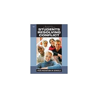 Good Year Books Students Resolving Conflict: Peer Mediation In Schools Character & Social Skills Workbook [eBook]