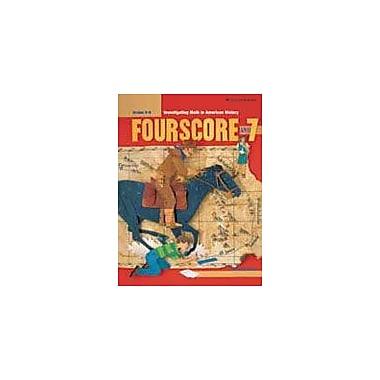 Good Year Books Fourscore and 7 Math Workbook, Grade 4 - Grade 6 [eBook]