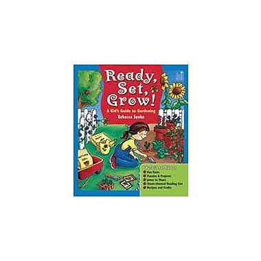 Good Year Books Ready, Set, Grow! A Kid's Guide to Gardening Science Workbook, Grade 1 - Grade 5 [eBook]