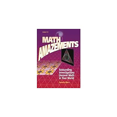 Good Year Books - Math Amazements : Astounding Investigations Uncover Math In Your World, 5e année à sec. 2 [livre numérique]