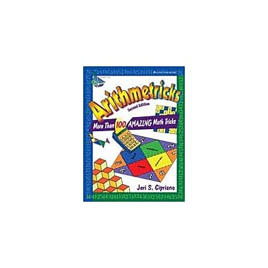 Good Year Books Arithmetricks Math Workbook, Grade 4 - Grade 6 [eBook]