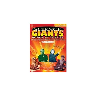 Good Year Books Science Giants: Physical Science Science Workbook, Grade 5 - Grade 8 [eBook]