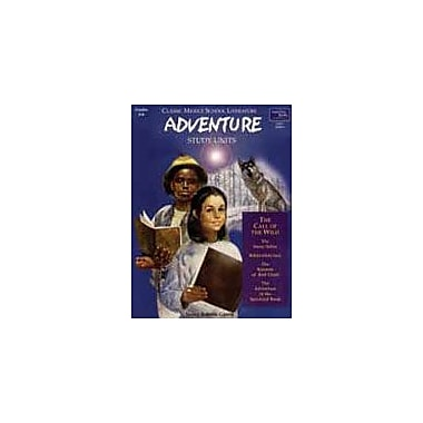 Good Year Books Adventure Study Units: Classic Middle School Literature Reading & Writing Workbook, Grade 6 - Grade 8 [eBook]