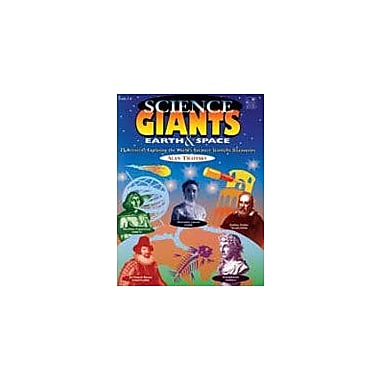 Good Year Books Science Giants: Earth and Space Science Workbook, Grade 5 - Grade 8 [eBook]