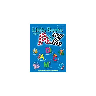 Good Year Books Little Books From A to Z Reading & Writing Workbook, Preschool - Grade 1 [eBook]