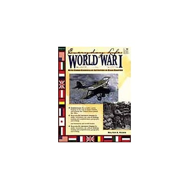 Good Year Books World War I: Everyday Life History Workbook, Grade 5 - Grade 12 [eBook]