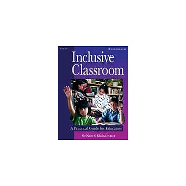 Good Year Books Inclusive Classroom: A Practical Guide For Educators Teacher Planning Workbook, Grade 3 - Grade 9 [eBook]