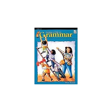 Good Year Books Getting A Grip On Grammar Grammar Workbook, Grade 4 - Grade 6 [eBook]