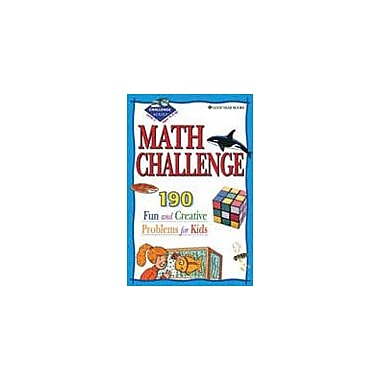 Good Year Books Math Challenge: Fun and Creative Problems For Kids, Level 2 Math Workbook, Grade 5 - Grade 12 [eBook]