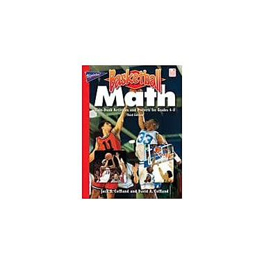 Good Year Books Basketball Math: Slam-Dunk Activities and Projects For Grades 4-8 Math Workbook, Grade 4 - Grade 8 [eBook]