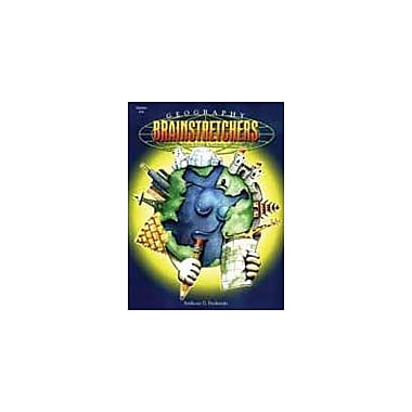 Good Year Books Geography Brainstretchers: Creative Problem-Solving Activities In Geography Workbook, Grade 4 - Grade 6 [eBook]