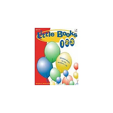 Good Year Books Little Books 1 2 3 Math Workbook, Preschool - Grade 2 [eBook]