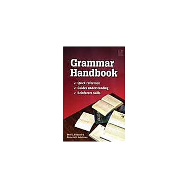 Good Year Books Grammar Handbook Grammar Workbook, Grade 7 - Grade 12 [eBook]