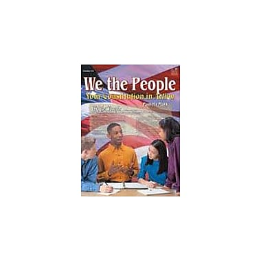 Good Year Books We the People: Your Constitution In Action History Workbook, Grade 5 - Grade 9 [eBook]