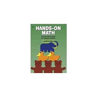 Good Year Books Hands-On Math: Manipulative Math For Young Children Math Workbook, Kindergarten - Grade 1 [eBook]