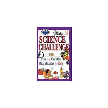Good Year Books Science Challenge: Fun and Creative Brainteasers For Kids, Level 1 Science Workbook, Grade 3 - Grade 5 [eBook]