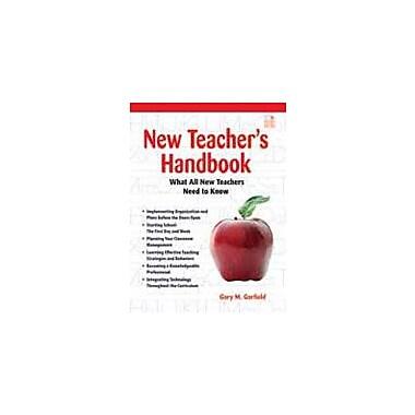 Good Year Books New Teacher's Handbook: What All New Teachers Need to Know Workbook, Kindergarten - Grade 8 [eBook]