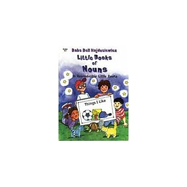 Good Year Books Little Books of Nouns Reading & Writing Workbook, Kindergarten - Grade 2 [eBook]