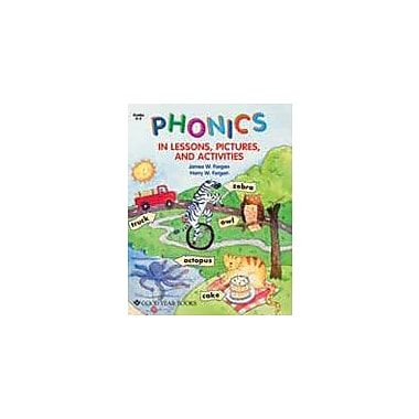 Good Year Books Phonics In Lessons, Pictures, and Activities Reading & Writing Workbook, Kindergarten - Grade 2 [eBook]