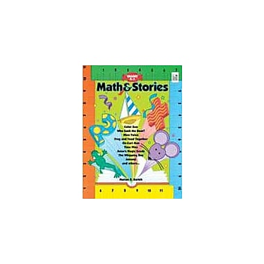 Good Year Books Math and Stories, Grades K-3 Math Workbook, Kindergarten - Grade 6 [eBook]