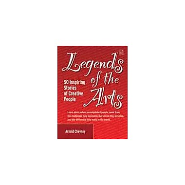 Good Year Books Legends of the Arts: 50 Inspiring Stories of Creative People Workbook, Grade 4 - Grade 6 [eBook]