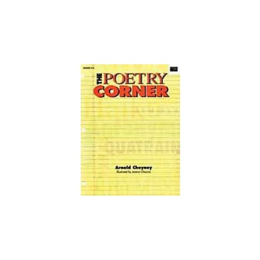 Good Year Books The Poetry Corner Reading & Writing Workbook, Grade 4 - Grade 6 [eBook]