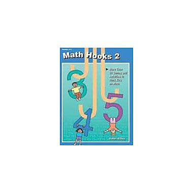 Good Year Books Math Hooks 2 Math Workbook, Grade 3 - Grade 5 [eBook]