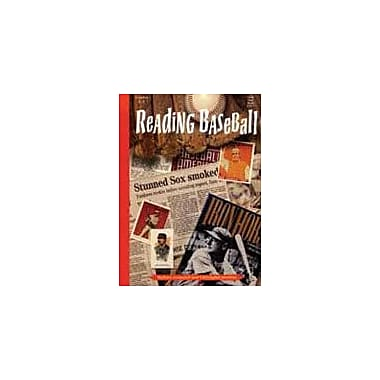 Good Year Books Reading Baseball Reading & Writing Workbook, Grade 5 - Grade 8 [eBook]