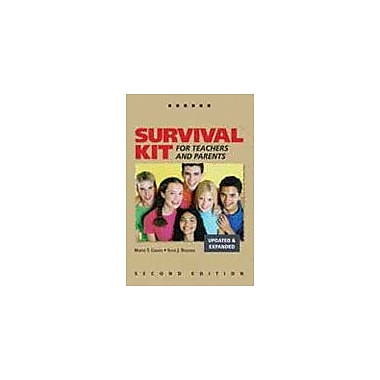 Good Year Books Survival Kit for Teachers and Parents Teacher Planning Workbook, Kindergarten - Grade 12 [eBook]