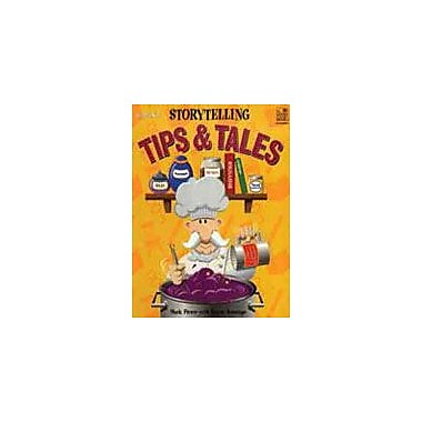 Good Year Books Storytelling Tips and Tales Teacher Planning Workbook, Kindergarten - Grade 5 [eBook]