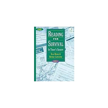 Good Year Books Reading For Survival: In Today's Society, Book 2 Reading & Writing Workbook, Grade 8 - Grade 12 [eBook]