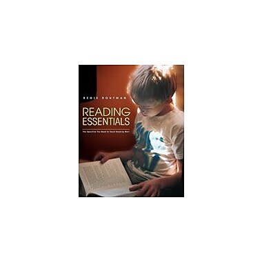 Heinemann Publishing Reading Essentials: the Specifics You Need to Teaching Reading Well Workbook [eBook]
