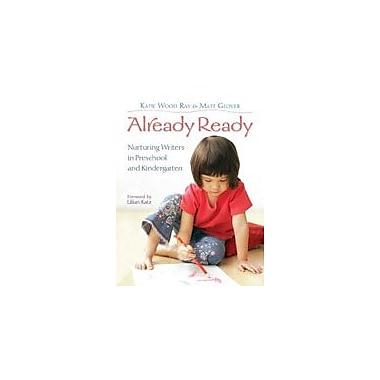 Heinemann Publishing Already Ready: Nurturing Writers In Preschool and Kindergarten Workbook, Preschool - Kindergarten [eBook]